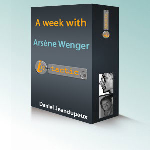 A week with Arsene Wenger