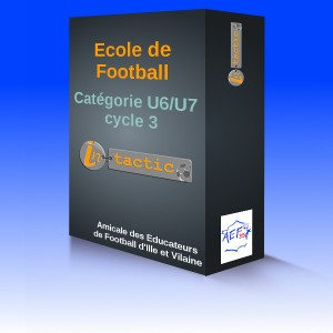 Ecole de Football - U6-U7 - Cycle 3