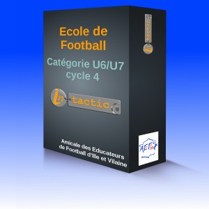 Ecole de Football - U6-U7 - Cycle 4