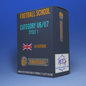 Football School U6-U7 Cyle 1 - English Version