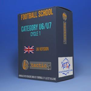 Football School U6-U7 Cyle 1 - English Version