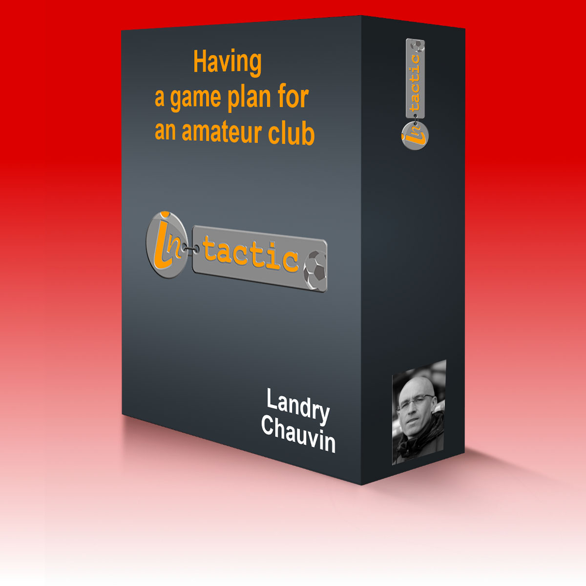 Having a game plan for an amateur club - Landry Chauvin