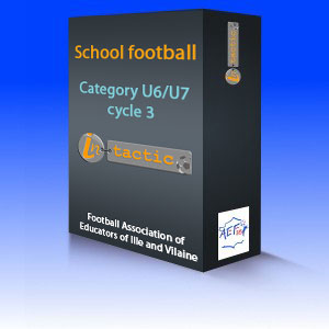 School football - category U6/U7 - Cycle 3 - AEF35